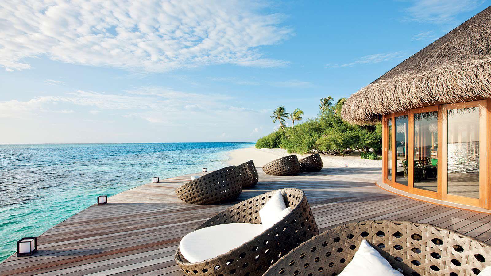 Maldives Hotels - Best Hotels in Maldives - Hideaway Beach Resort