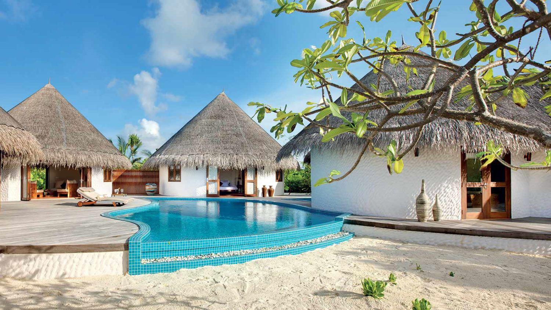 Maldives Luxury Villas - Hideaway Palace - Hideaway Beach Resort