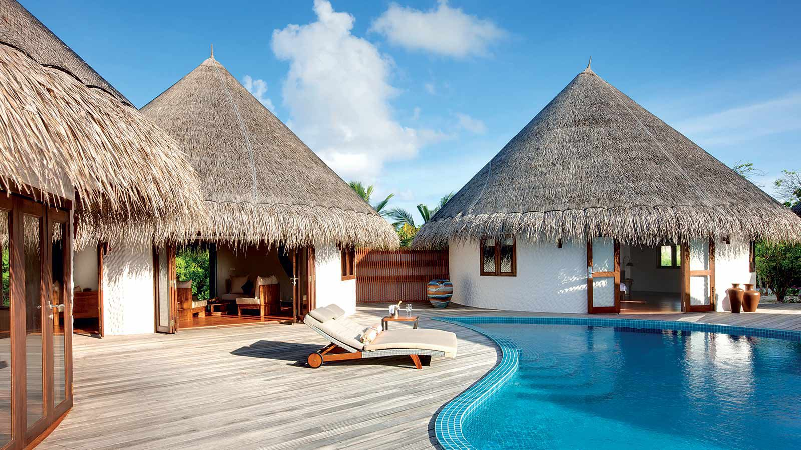 Maldives Luxury Villas - Hideaway Palace - Hideaway Beach Resort