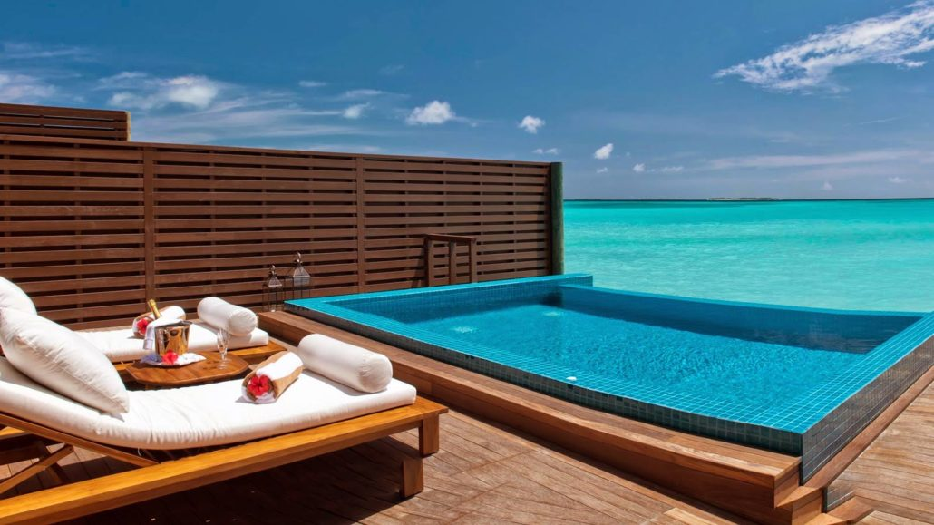 Luxury Pool Villas Maldives: Luxury Ocean Pool Villa Maldives