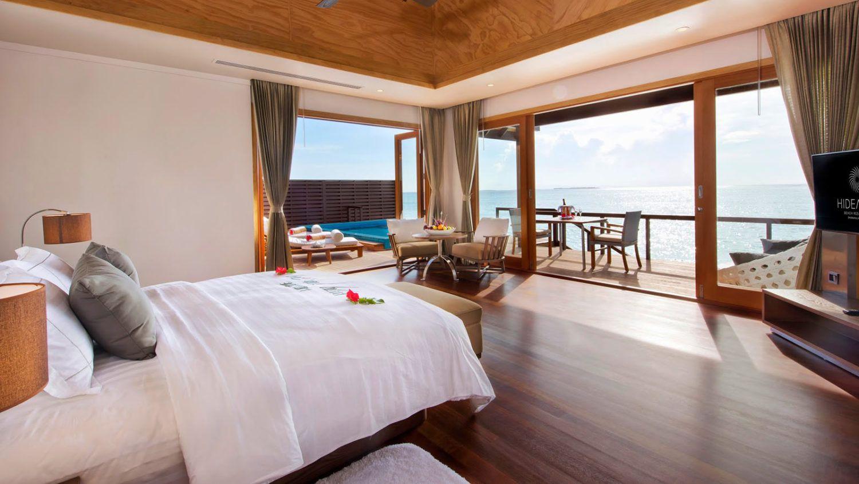 Maldives Resorts - Villas - Ocean Villa - Hideaway Beach Resort & Spa