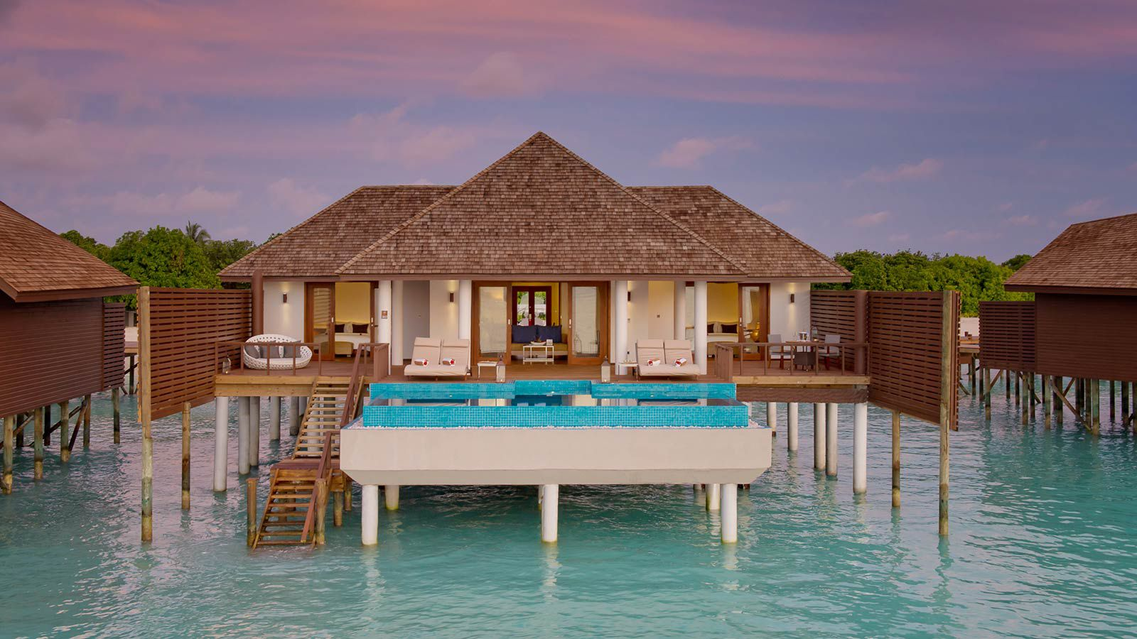 Hideaway Maldives Resort Luxury Villas