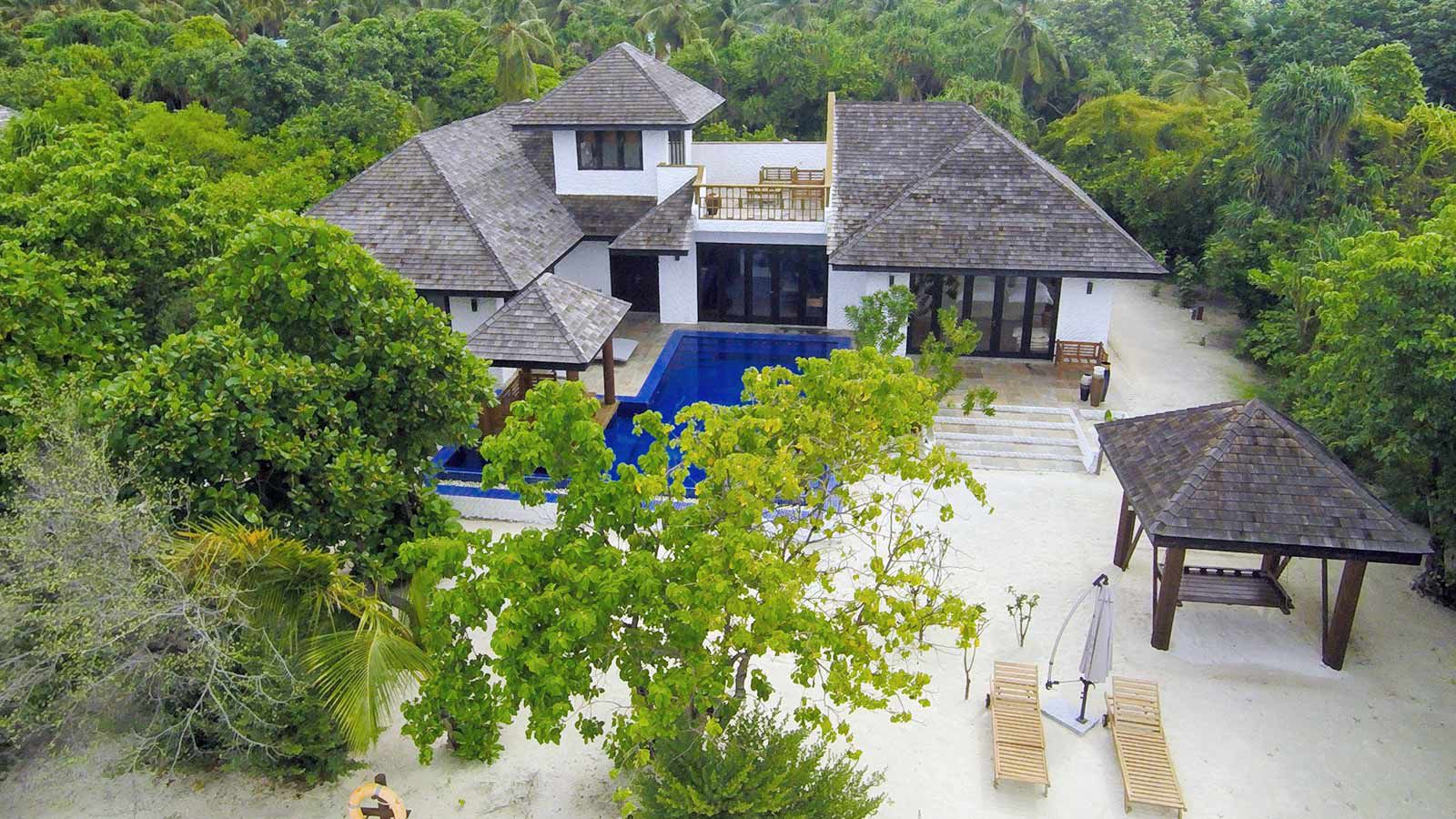Maldives Family Villa with Pool - Luxury 2 Bedroom Family Villas Maldives