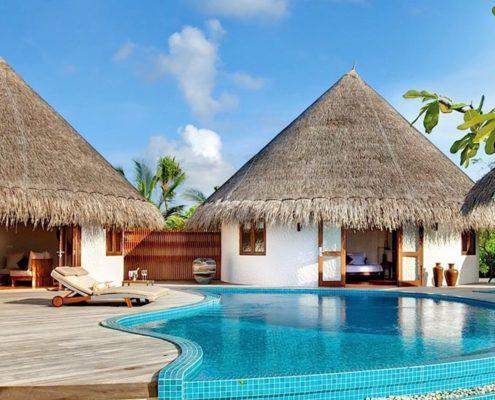 Maldives Villas - Maldives Luxury Resort - Hideaway Beach Resort