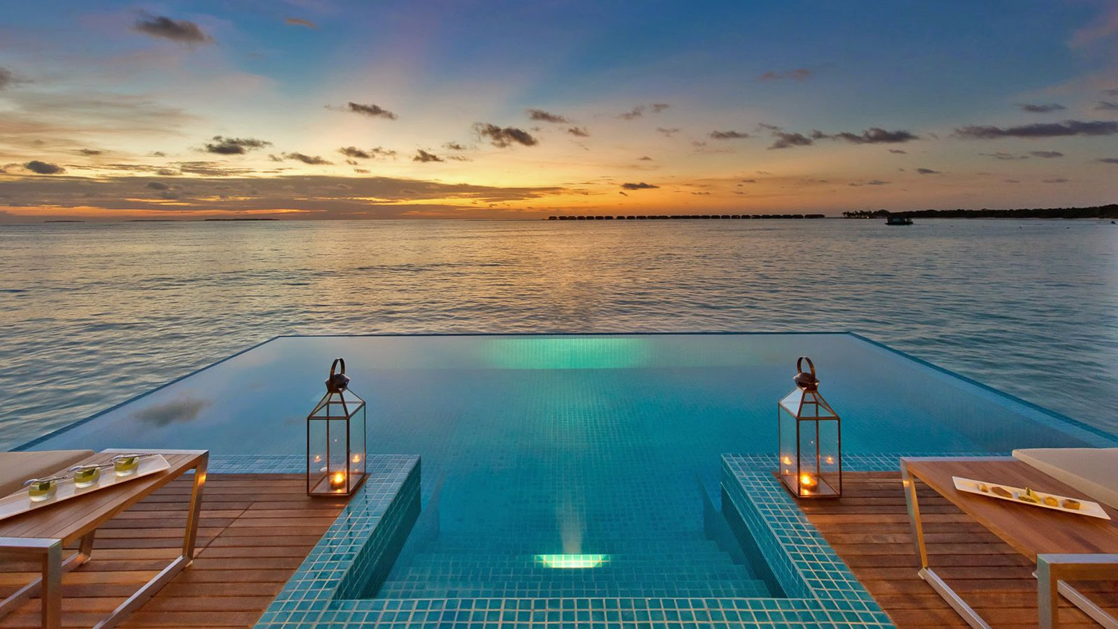 Maldives Resorts  Maldives Beach Resort  Hideaway Luxury