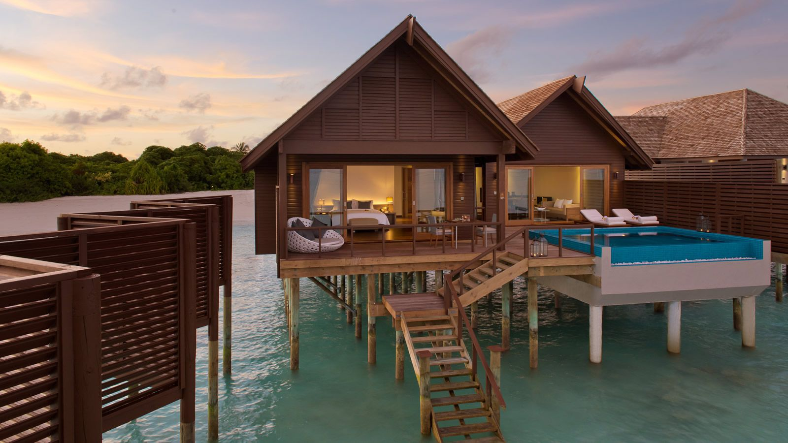 Luxury Maldives Resort Offer