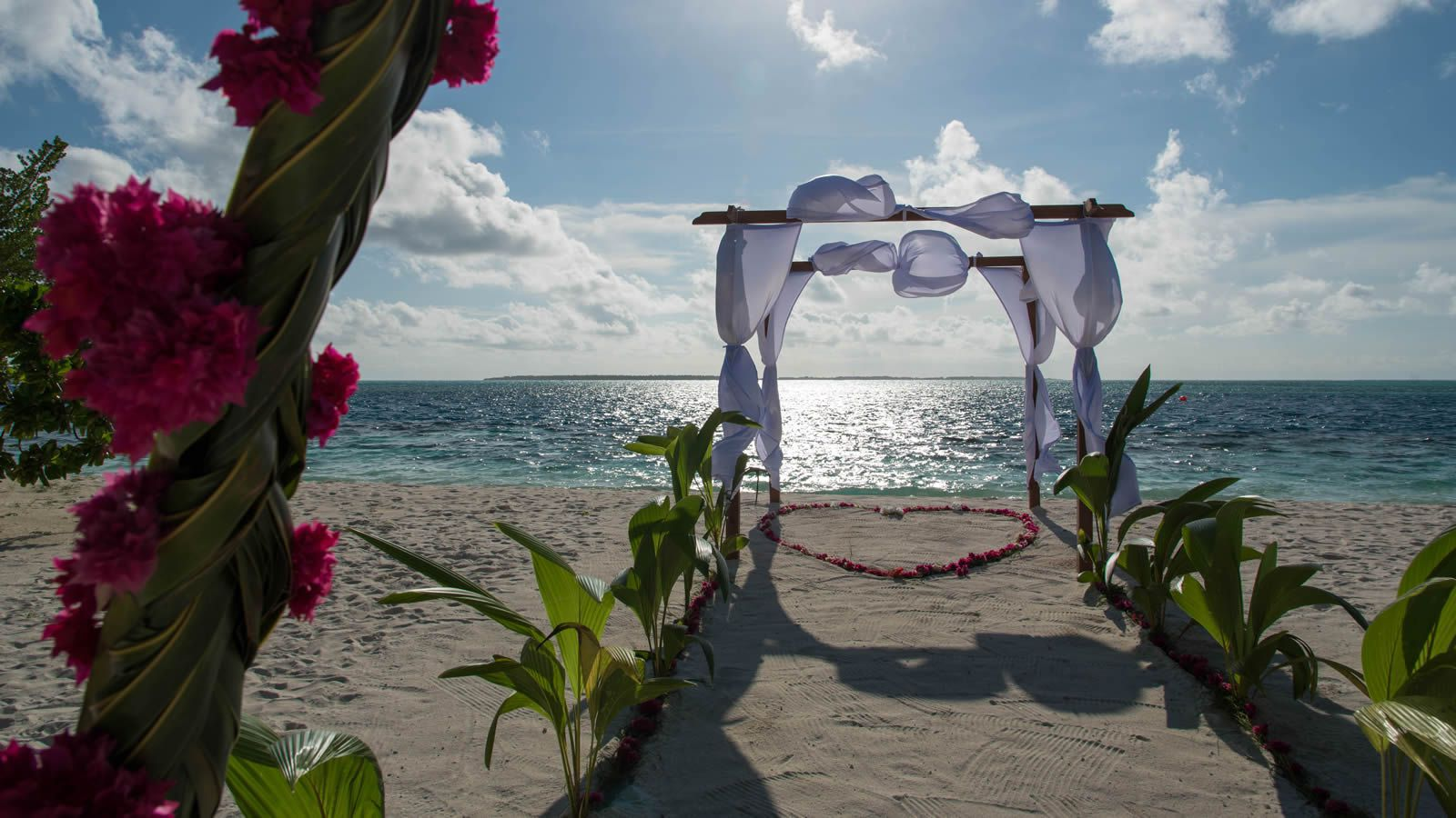 Hideaway Maldives Resort Weddings