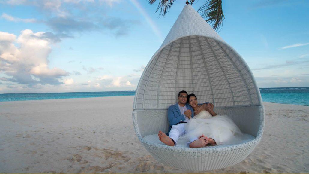 Maldives Wedding In Hideaway Beach Best Packages