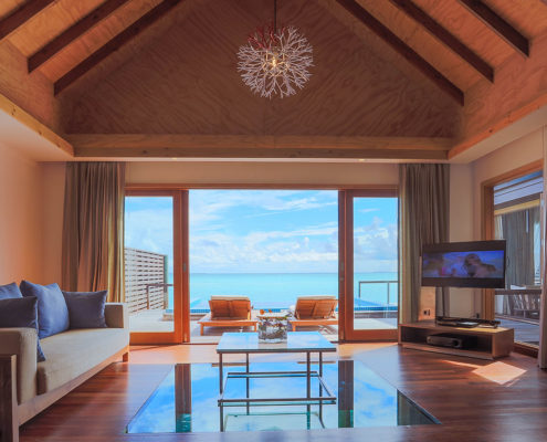 Hideaway Ocean Villa Maldives