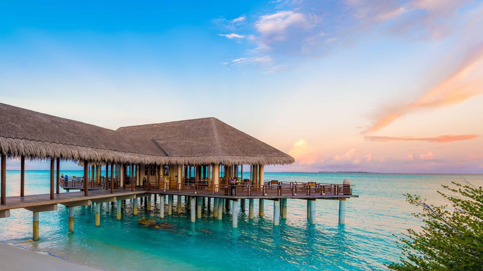 Maldives Restaurants - Best Restaurants in Maldives - Hideaway Beach Resort