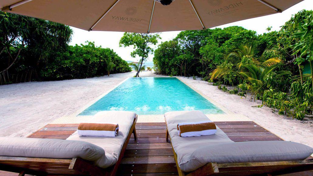 luxury villa maldives beach - photo #14