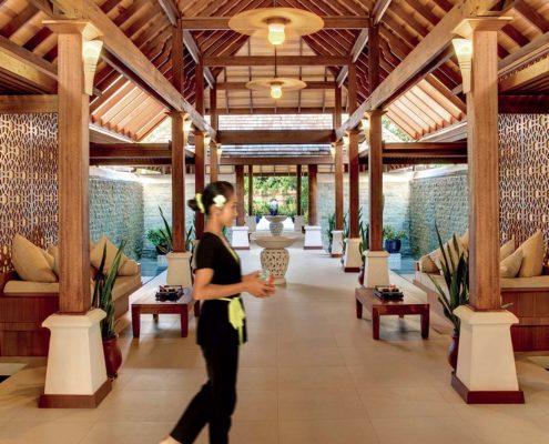 Hideaway Maldives Spa & Beauty Palace