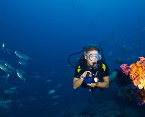 Maldives Diving - Meridis - Hideaway Beach Resort & Spa