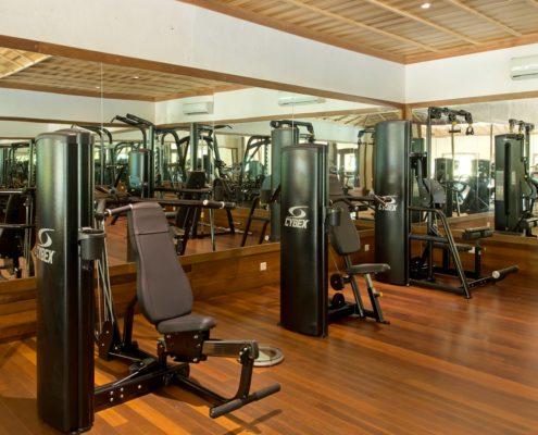 Hideaway Maldives Resort Gym
