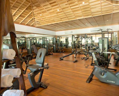 Hideaway Maldives Resort Gym