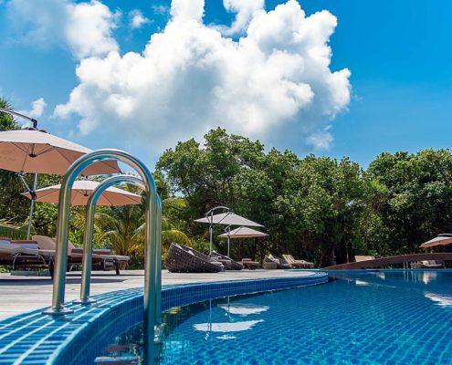 Hideaway Maldives Resort Facilities