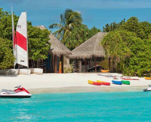 Hideaway Maldives Resort Watersports