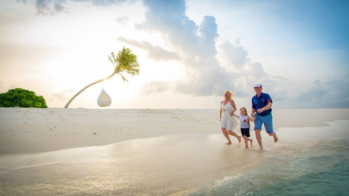 Professional Photo shoot and Video shoot Maldives - Hideaway Beach Resort