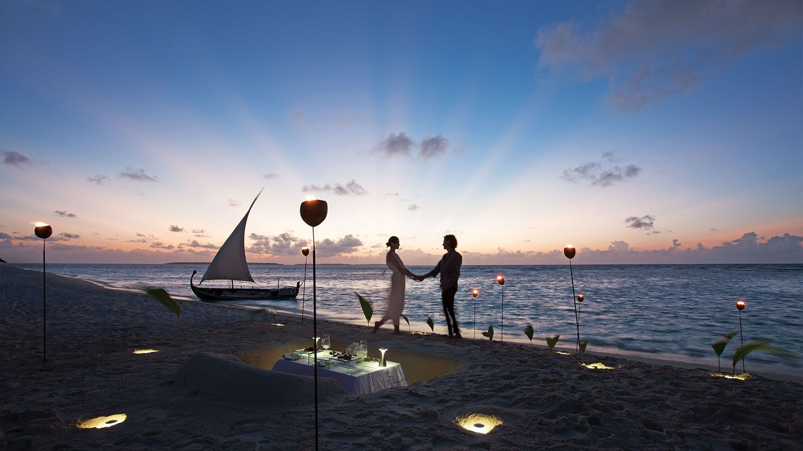 Hideaway Maldives Resort Romance