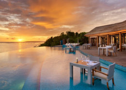 Maldives Resorts - Hideaway Maldives Dining - Hideaway Maldives Beach Resort & Spa