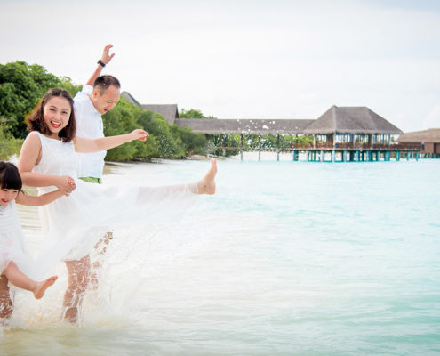 Hideaway Beach Maldives Family Facilities