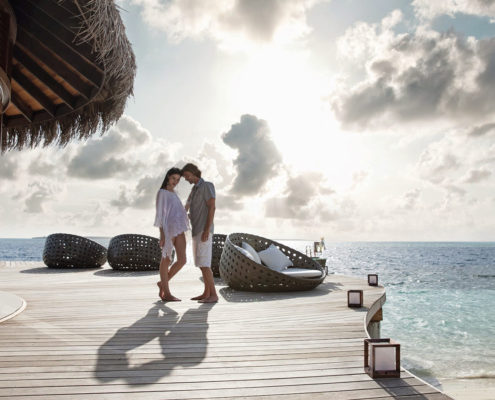 Maldives Honeymoon Resort - Maldives honeymoon Packages - Hideaway Beach Resort