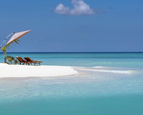 Maldives Honeymoon - Maldives Honeymoon Package - Hideaway Beach Resort