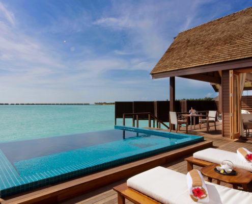 Hideaway Maldives Resort Luxury Villas