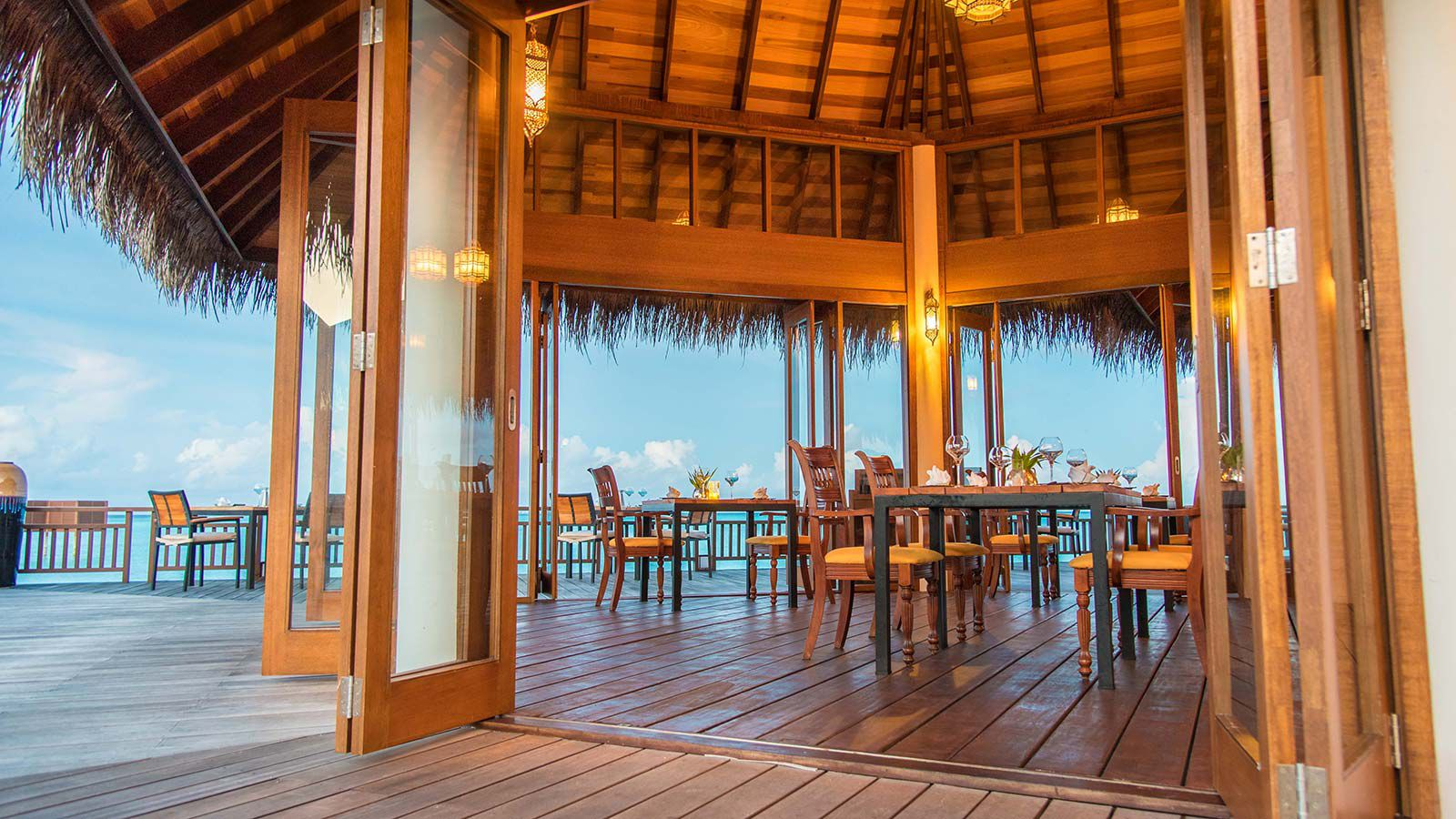 HIdeaway Maldives Resort Fine Dining