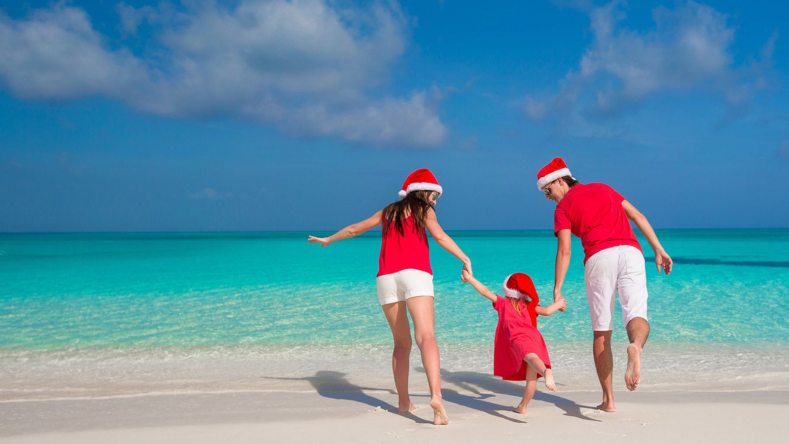 Christmas festivity in Maldives