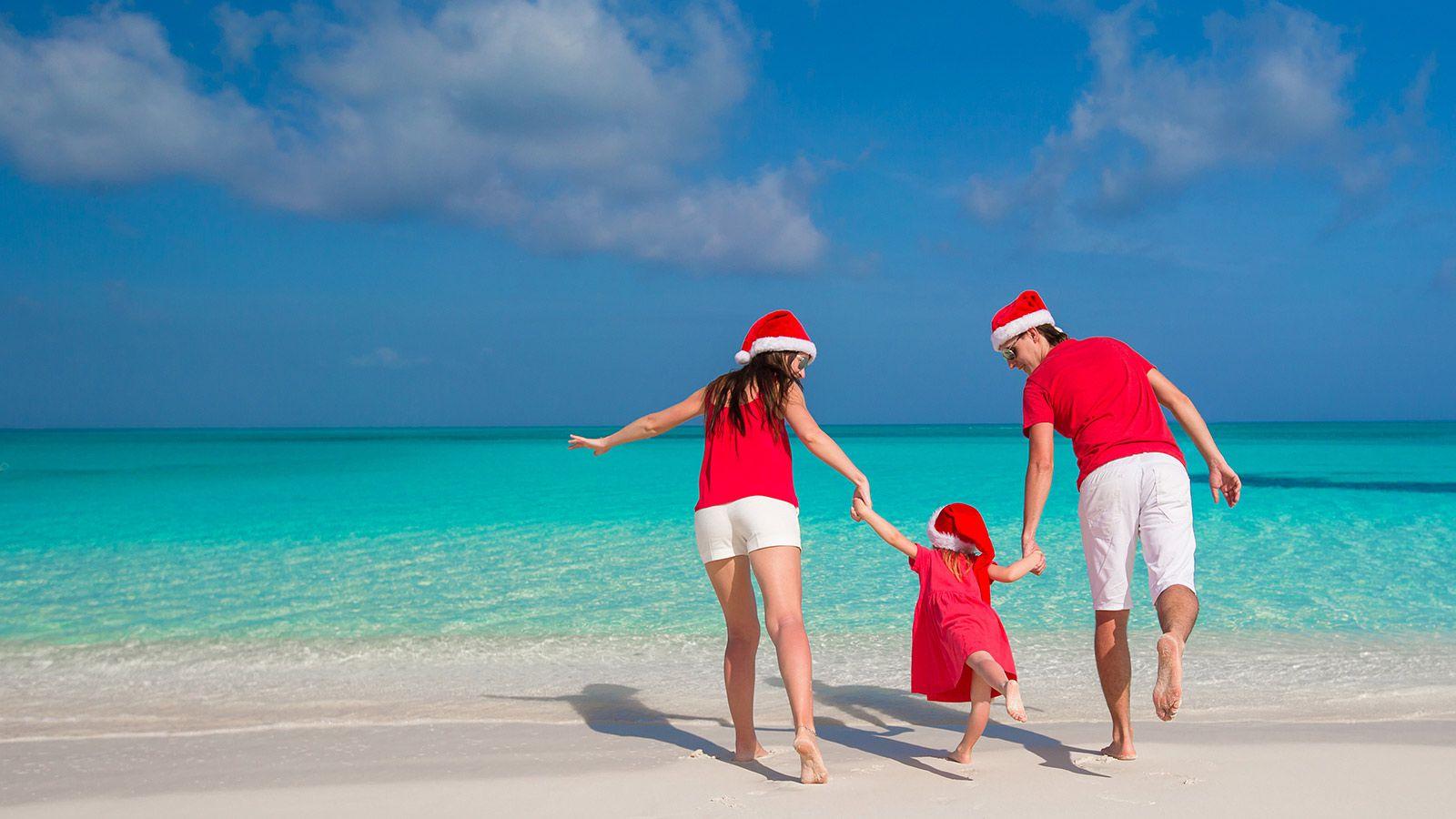 Maldives family christmas offer
