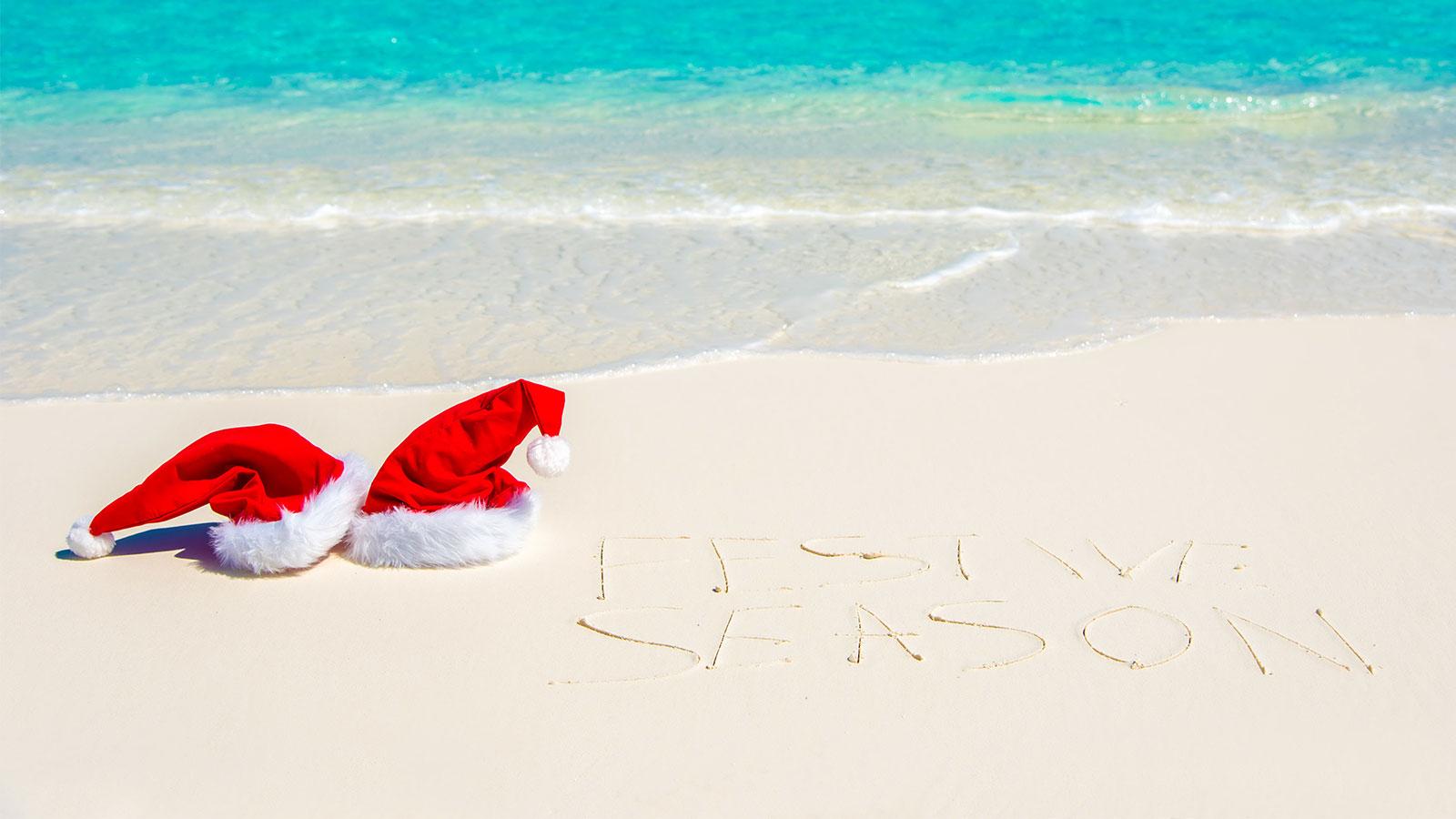 Hideaway Maldives Christmas