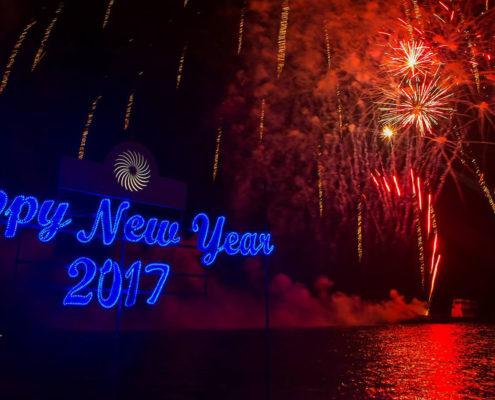 Hideaway Resort Maldives New Year 2017