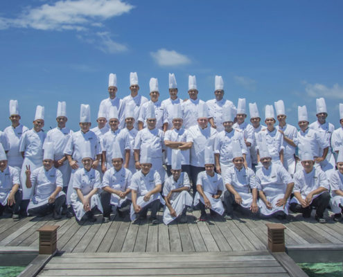 An extraordinary culinary journey at Hideaway Beach Resort & Spa