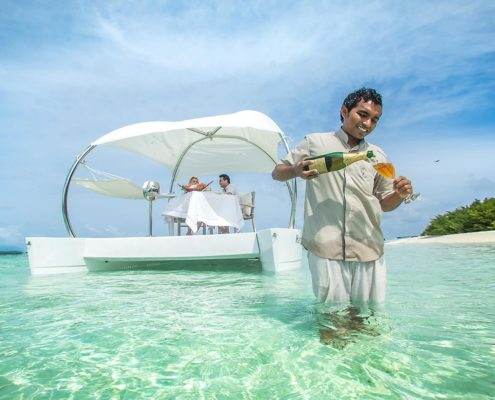 Romantic Couples Excursion Maldives - Luxury Maldives Resort