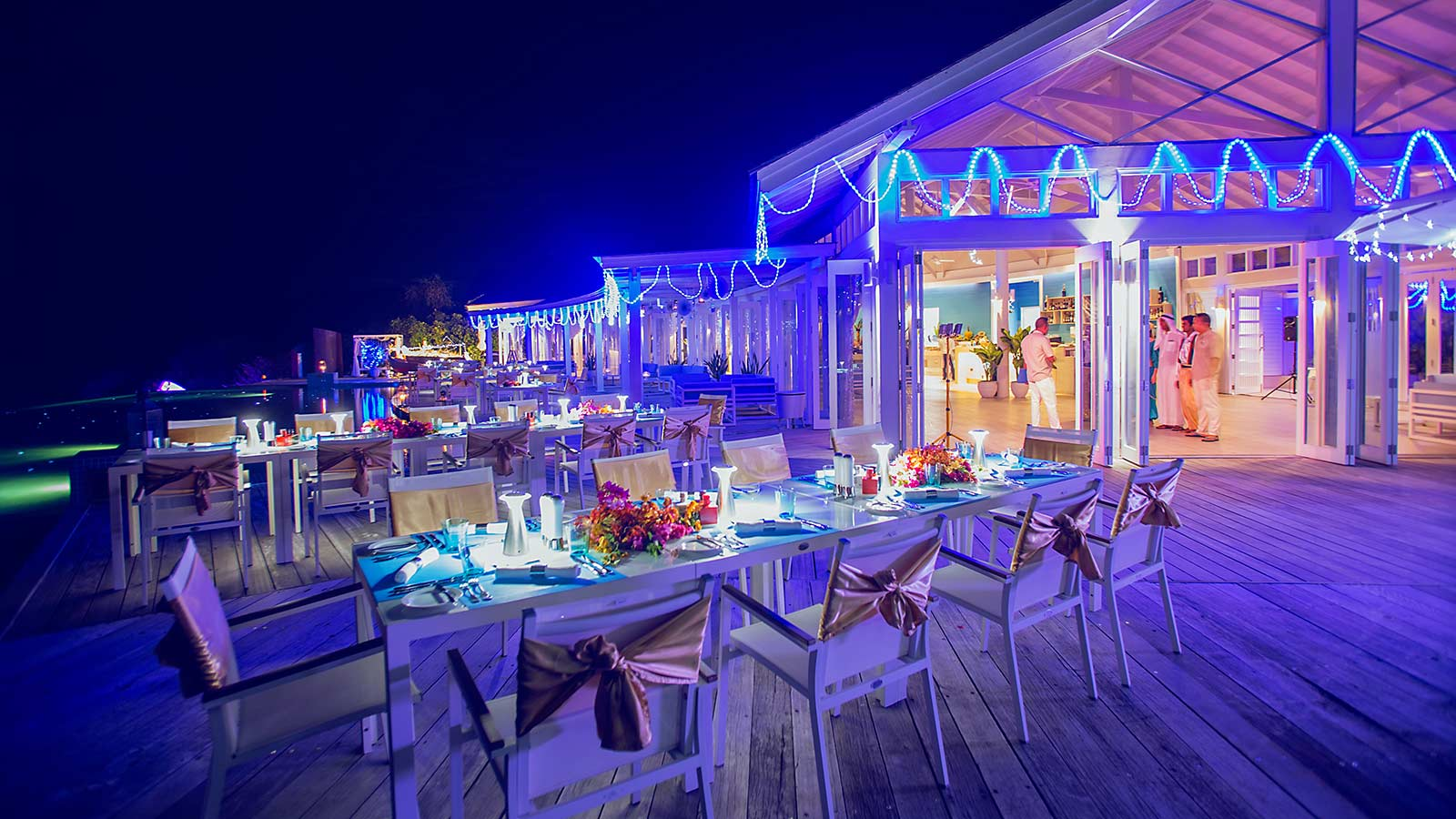 Eid Celebrations at Hideaway Beach Maldives