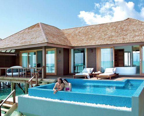 White Platinum Plan at Hideaway Beach Resort & Spa