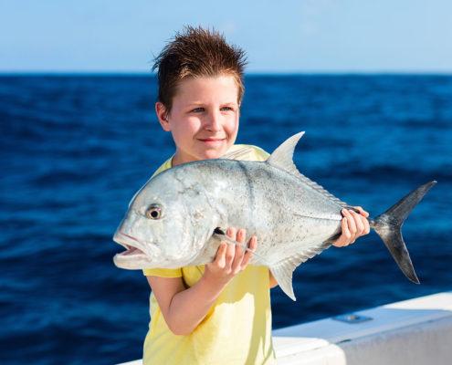 Fishing Trip for Kids
