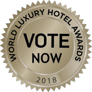 Vote now to help Hideaway win at the 2018 World Luxury Hotel Awards!