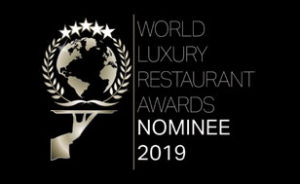 World Luxury Restaurant Awards Nominee