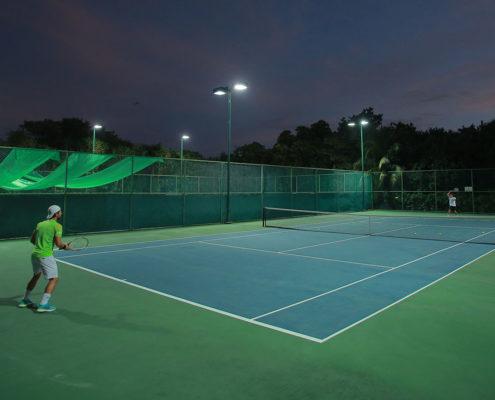 Hideaway Tennis