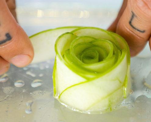 Chef Sebastian Pettersson Dessert Creations