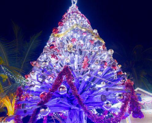 Christmas festivities at Hideaway