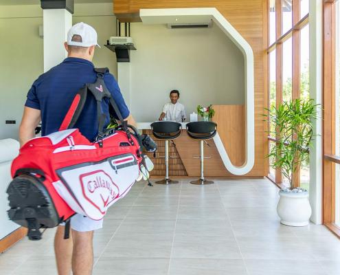 Maldives Golf Centre